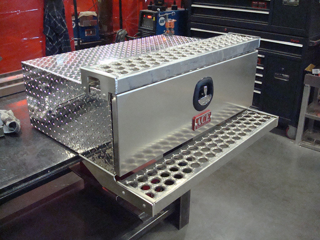 Heavy Duty Rig Up Boxes Ace Manufacturing Inc