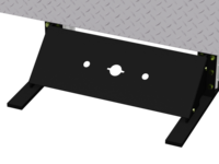 Airline Manifold Plate