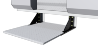 Low Profile Deck for use with SLB-FL