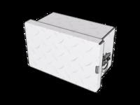 Air Control Box w/ fitting holes