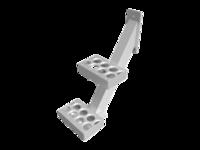 Pedestal Step 8W Round Grip