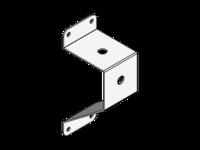 Back-up / Load Light Bracket, SS - L&R