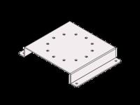 Beacon Bracket, aluminum - L&R