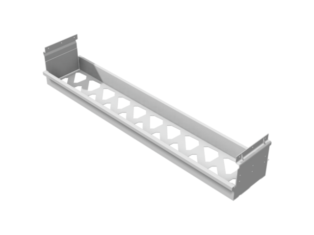 Dunnage Tray Kit 10FT w/ mount kit