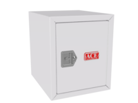 Single Flush Door Box 20W24D24H smooth
