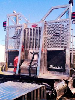 Ace Manufacturing Inc Cab Guards
